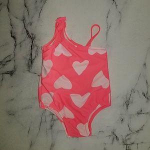 OshKosh Hot Pink Swimsuit